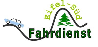 Fahrdienst Eifel Süd logo anbieter