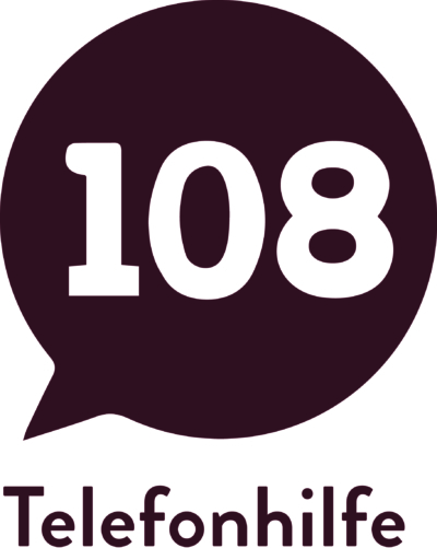 Telefonhilfe 108 logo anbieter
