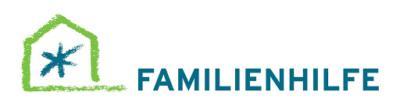 Familienhilfe logo anbieter