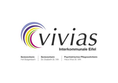 Vivias Interkommunale Eifel logo anbieter