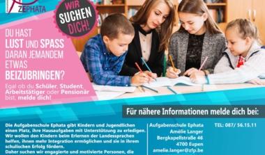 Helfer*innen gesucht! image news emja.be