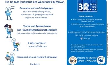 Ehrenamtliche Arbeiter gesucht image news emja.be