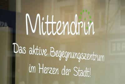 Mittendrin logo anbieter